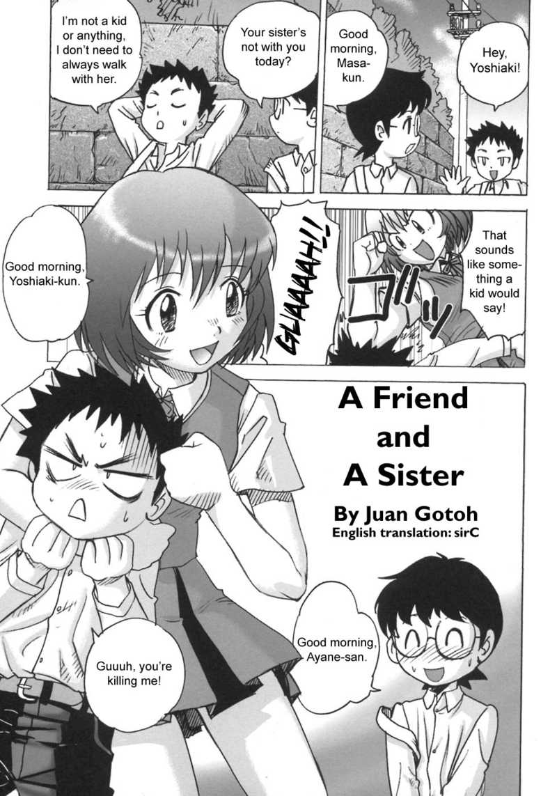 A Friend and a Sister by Juan Gotoh [Original] - Reading Chapter 1