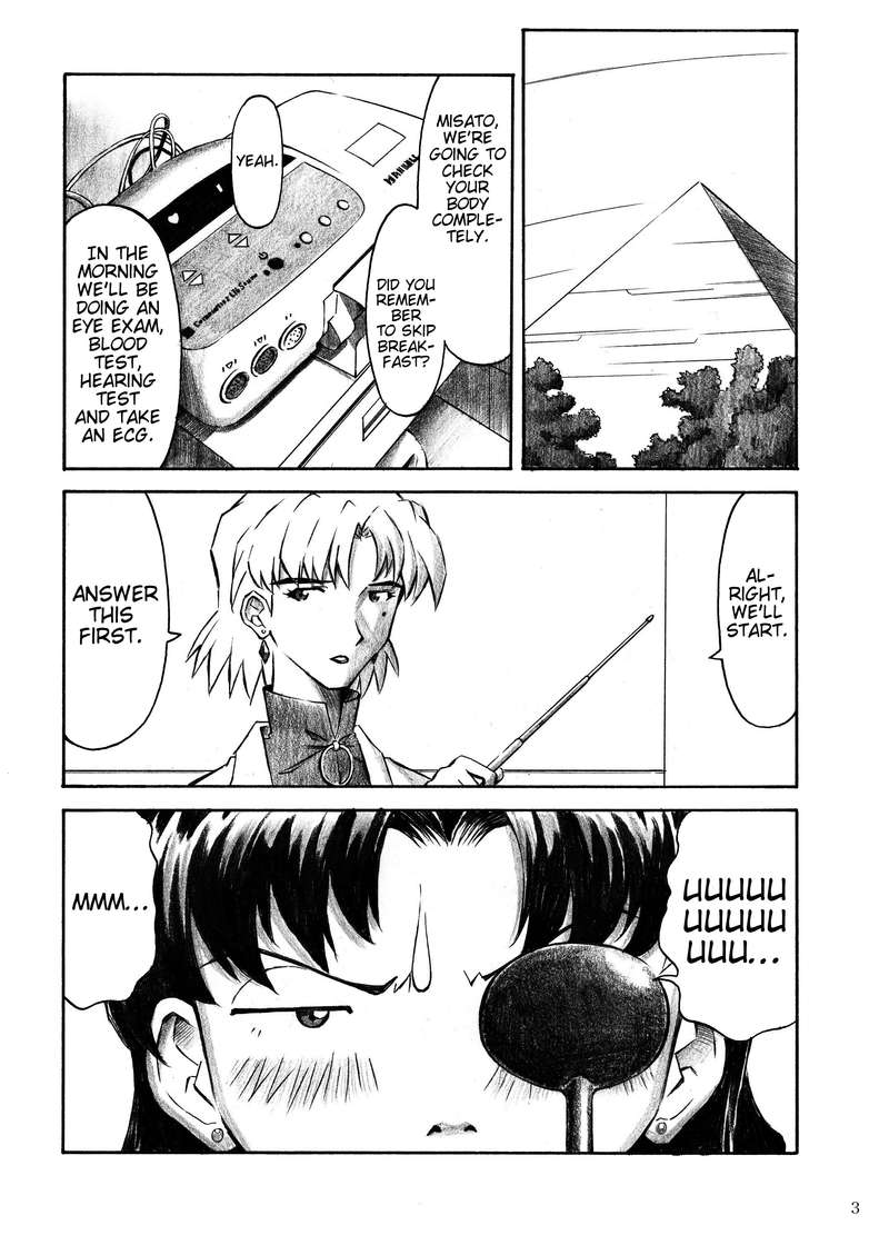 Crazy Angel by Kuro Tengu [Neon Genesis Evangelion] - Reading Chapter 1