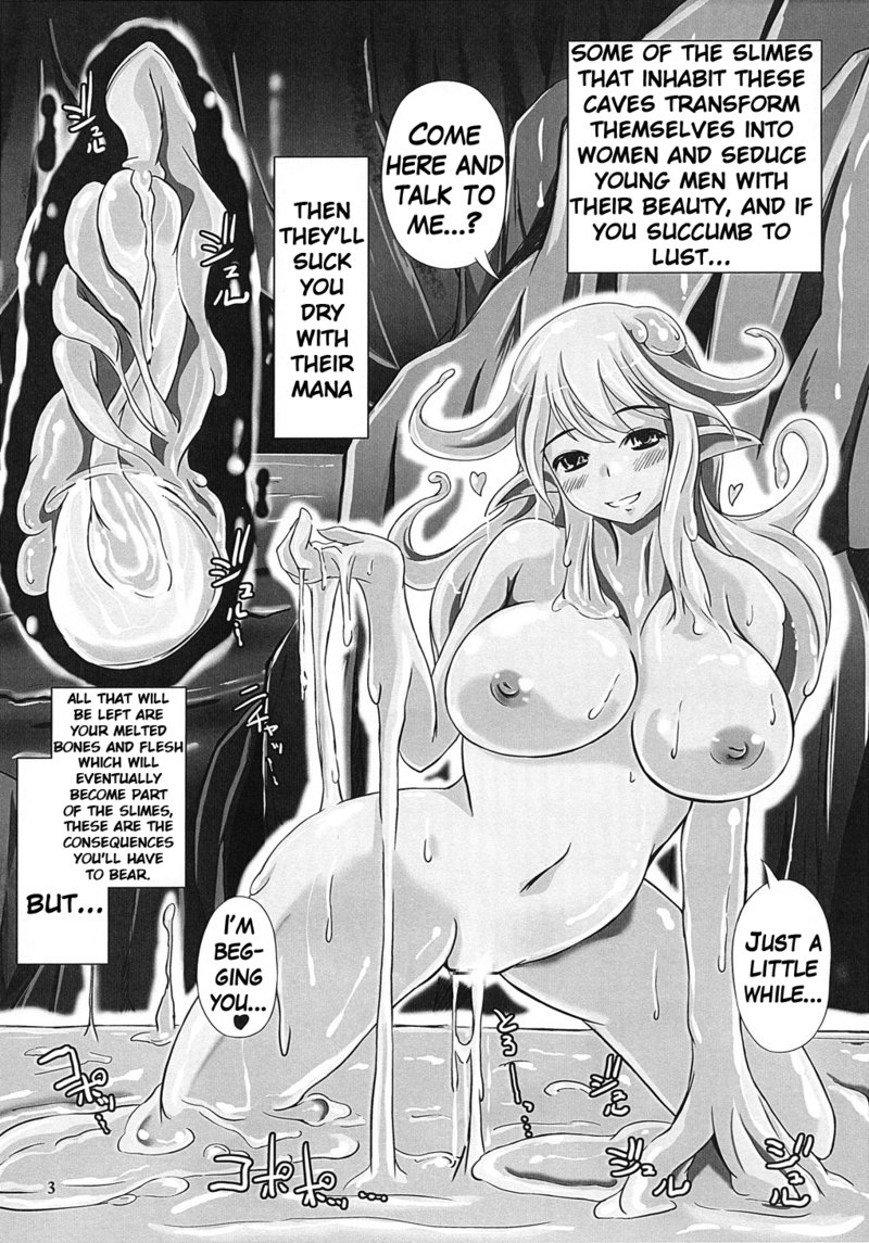 Slime Hime-Sama To Boku No Are. by Nekonta, Nekonote Shobou [Original] - Reading Chapter 1