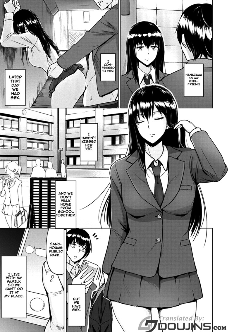 Hanazawa The Public Toilet Girl by Bifidus [Original] - Reading Chapter 1